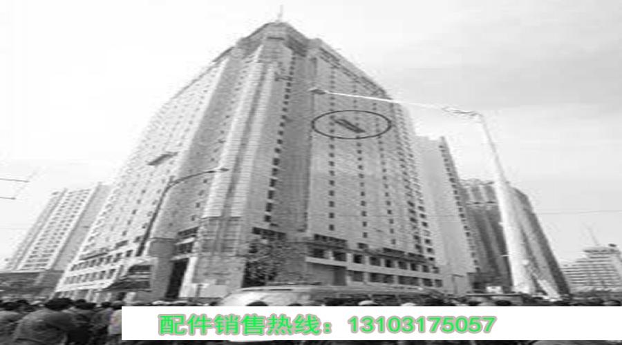 2005年10月12日某在建大厦22层处施工钢索断裂